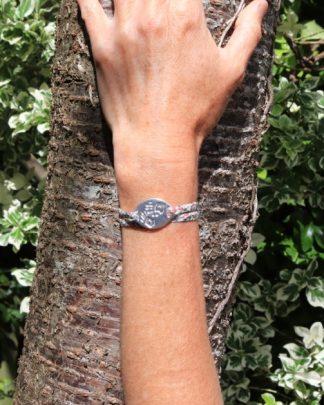 Hand or paw print Liberty bracelet