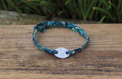 Liberty paw bracelet